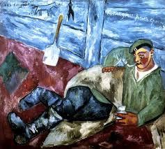 Mikhail Larionov, peintre russe