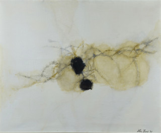 Léon Zack, composition, tableau