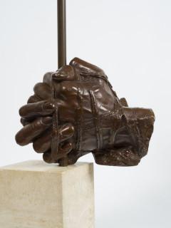 Igor Mitoraj, les mains tirage sur 15