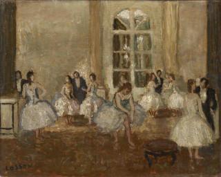 Marcel Cosson et la danse