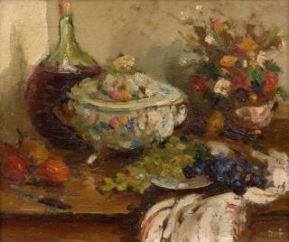 Marcel Dyf, tableau
