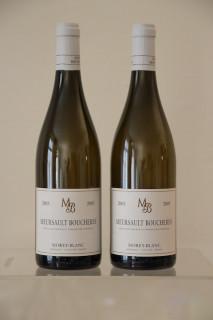 Meursault, vins et alcools