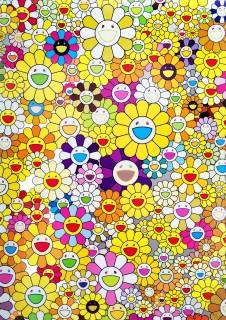 Takashi Murakami, cote et estimation