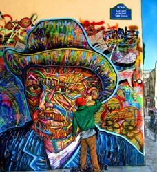 Nowart de l'Impressionnisme au Street Art