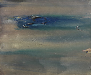 Olivier Debré, Loire, tableau