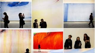 Olivier Debré s'expose en géant