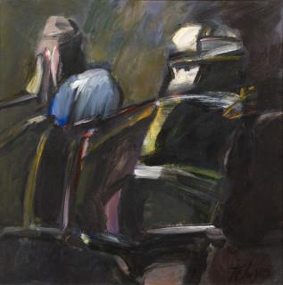 Orlando Pelayo, les empreintes immortelles, tableau