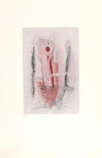 Otto Wols, Flamboyant, gravure