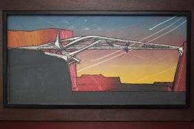 Paolo Soleri, artiste italo-américain