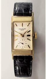 Patek Philippe, montre vintage années 30