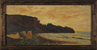Paul Cirou, Sidi Oucha, paysage