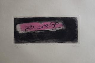 Fautrier Jean - Petit Paysage sombre