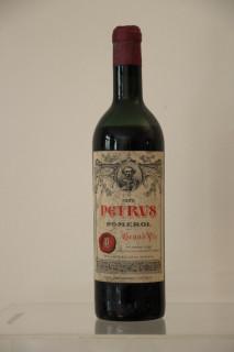 Petrus, vins et alcools