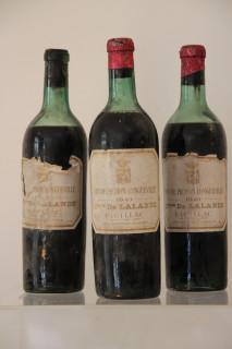 Pichon Longueville, vins et alcools