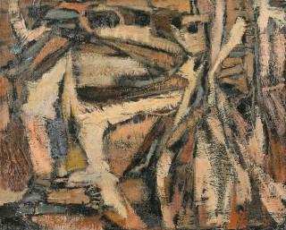 Pierre Gastaud, composition, tableau, vente aux enchères