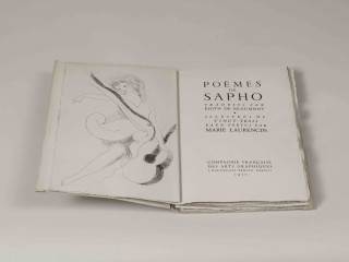 Marie Laurencin, poème de Sapho
