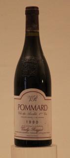 Pommard, Virely Rougeot, vin
