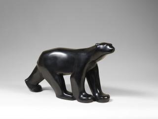 François Pompon, ours polaire, bronze, fonte Valsuani
