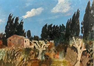 Roland Oudot, tableau, vente aux enchères
