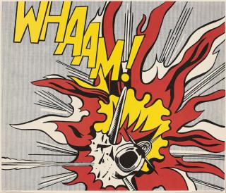 Roy Lichtenstein, Whaam !
