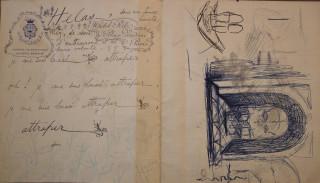 Salvador Dali, dessin, vente aux enchères