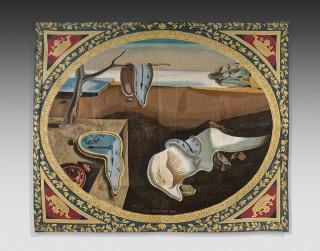 Salvador Dali, Persistence of Memory, tapisserie