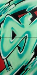 Seen, Graffiti, Street art