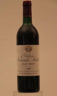 Sociando Mallet, Haut Medoc, vin