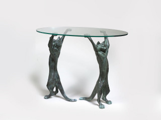 Max Le Verrier, table
