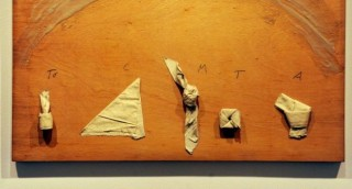 Tapies aux abattoirs
