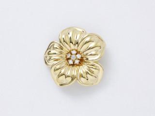 Van Cleef & Arpels, broche fleur