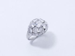 Van Cleef and Arpels, bague en diamants