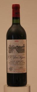 Yon Figeac, vin