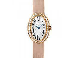 Cartier montre baignoire