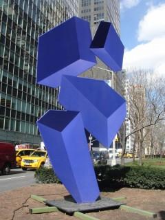 Rafael Barrios, sculpture sud américain