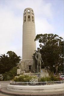 Coit Tower à San Francisco, vous connaissez?