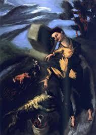 Gérard Garouste, peinture figurative, mythologique et allégorique.