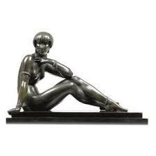 Maurice Guiraud Rivière, cote des sculptures