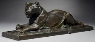Maurice Prost, sculpteur animalier