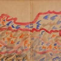 Charles Lapicque, composition, dessin