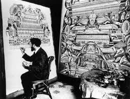 Auguste Lesage, figure majeure de l'art brut