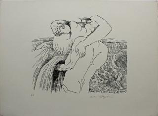 André Masson, érotisme, lithographie