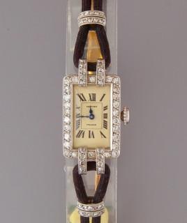Cartier, montre de dame vintage