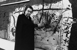 Antoni Tapies, peintre engagé