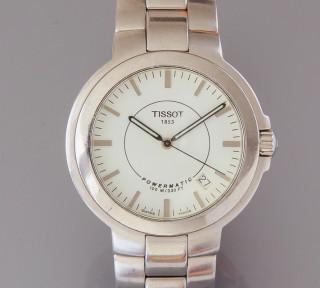 Tissot, Bracelet montre acier