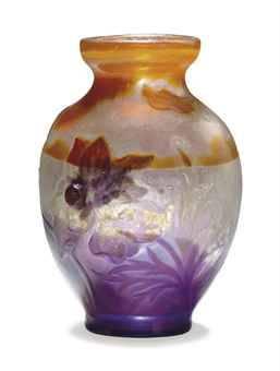 Vases Galle Des Prix Tres Variables Expertisez Com