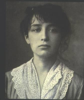 Camille Claudel au musée Rodin
