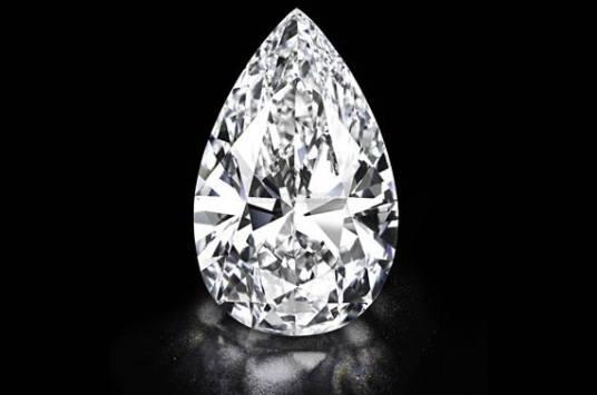 Diamant adjugé plus de 30 millions de $