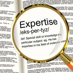 Qu'est ce qu'une expertise ?