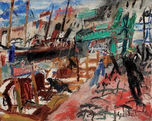 Gen Paul, peintre de Paris